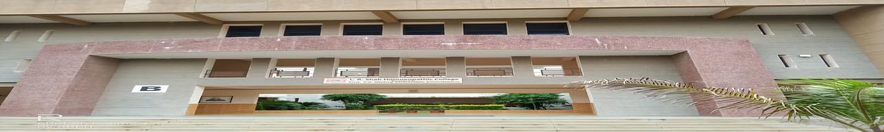 L. R. Shah Homoeopathy College, Rajkot - Course & Fees Details