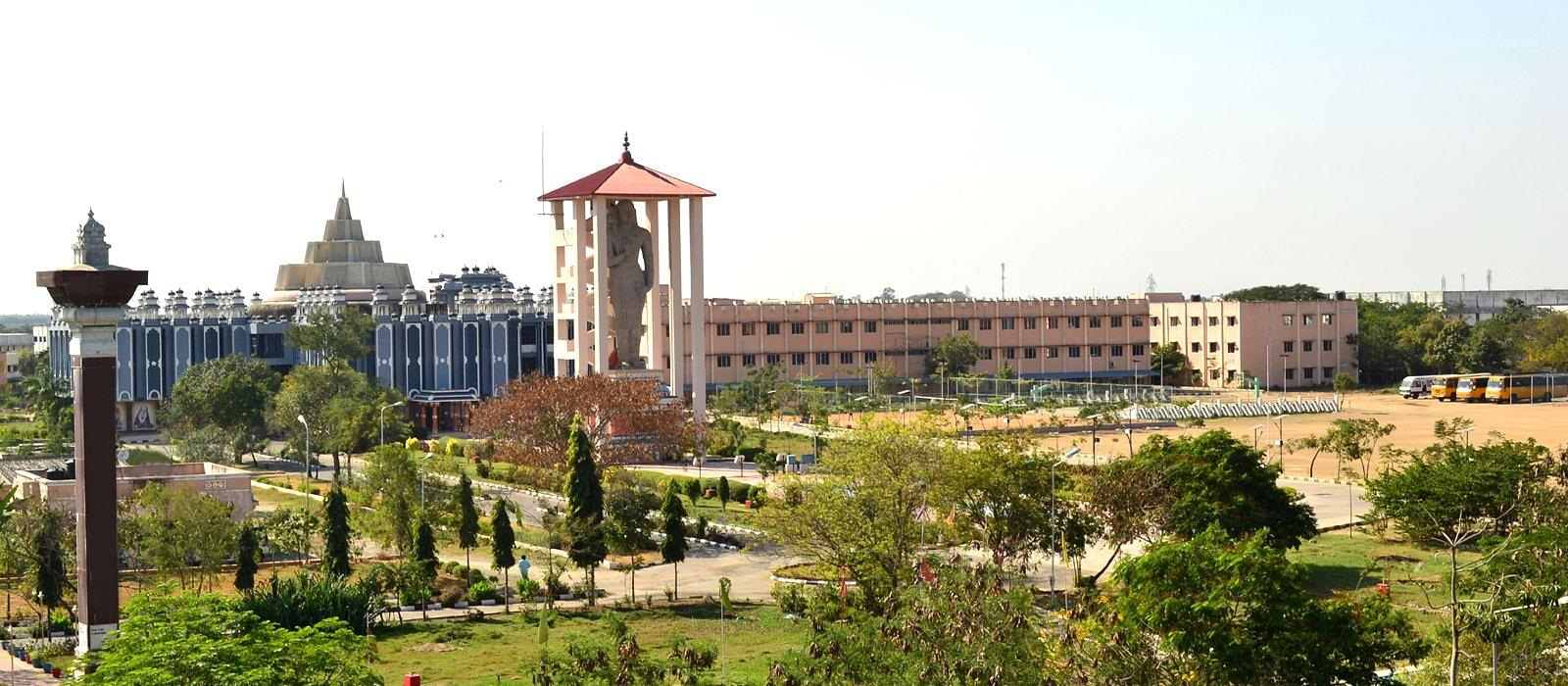 Sri Chandrasekharendra Saraswathi Viswa Mahavidyalaya - [SCSVMV University]