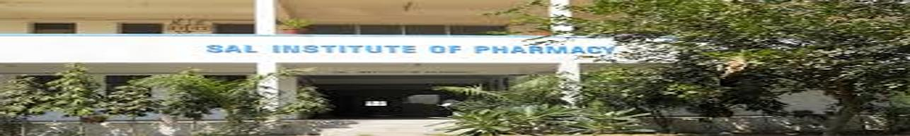 SAL Institute of Pharmacy  - [SALIP], Ahmedabad - Course & Fees Details