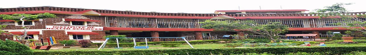 Institute of Health Sciences - [IHS], Bhubaneswar