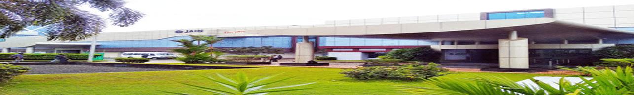 Jain University, Kochi - Reviews