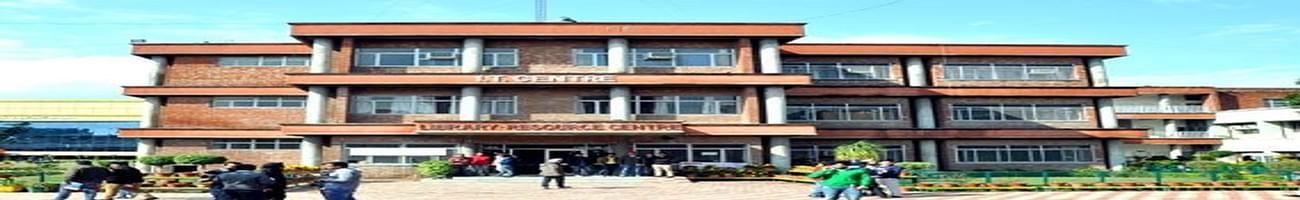 Goswami Ganesh Dutt Sanatan Dharama College - [GGDSD], Chandigarh