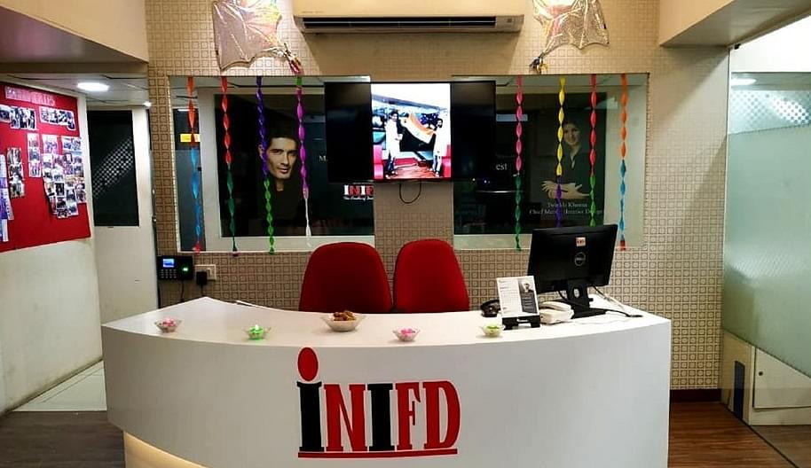 International Institute of Fashion Design - [INIFD] Ghatkopar