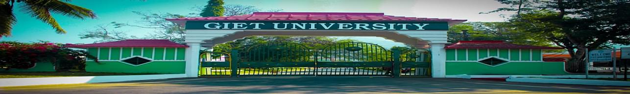 GIET University - [GIET], Gunupur