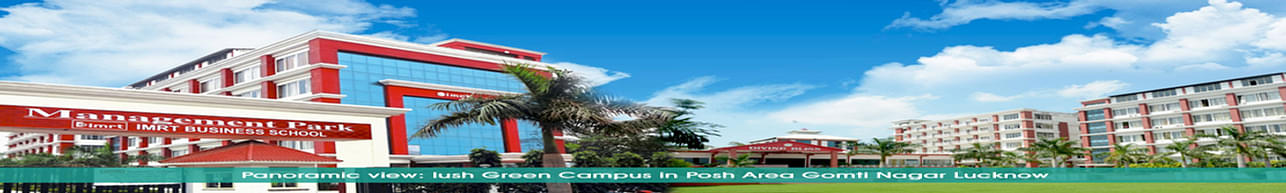 Institute of Management Research and Technology - [IMRT], Lucknow