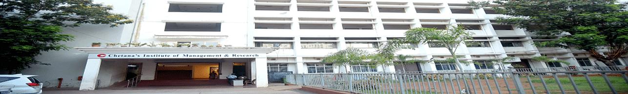 Chetana's Institute of Management and Research - [CIMR], Mumbai