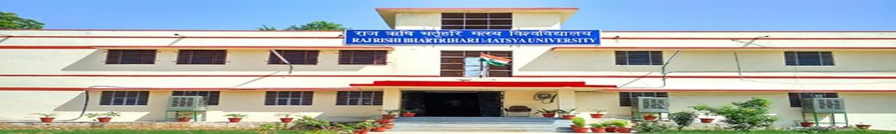 Raj Rishi Bhartrihari Matsya University - [RRBMU], Alwar