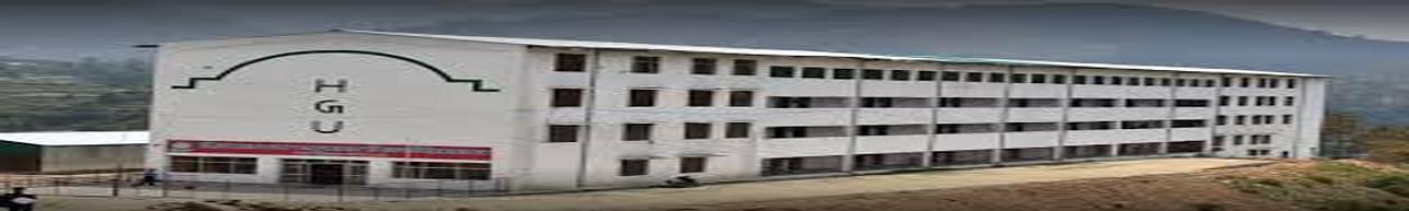 Himalayan  Garhwal  University, Garhwal