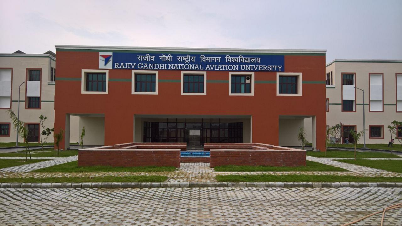 Rajiv Gandhi National Aviation University - [RGNAU]