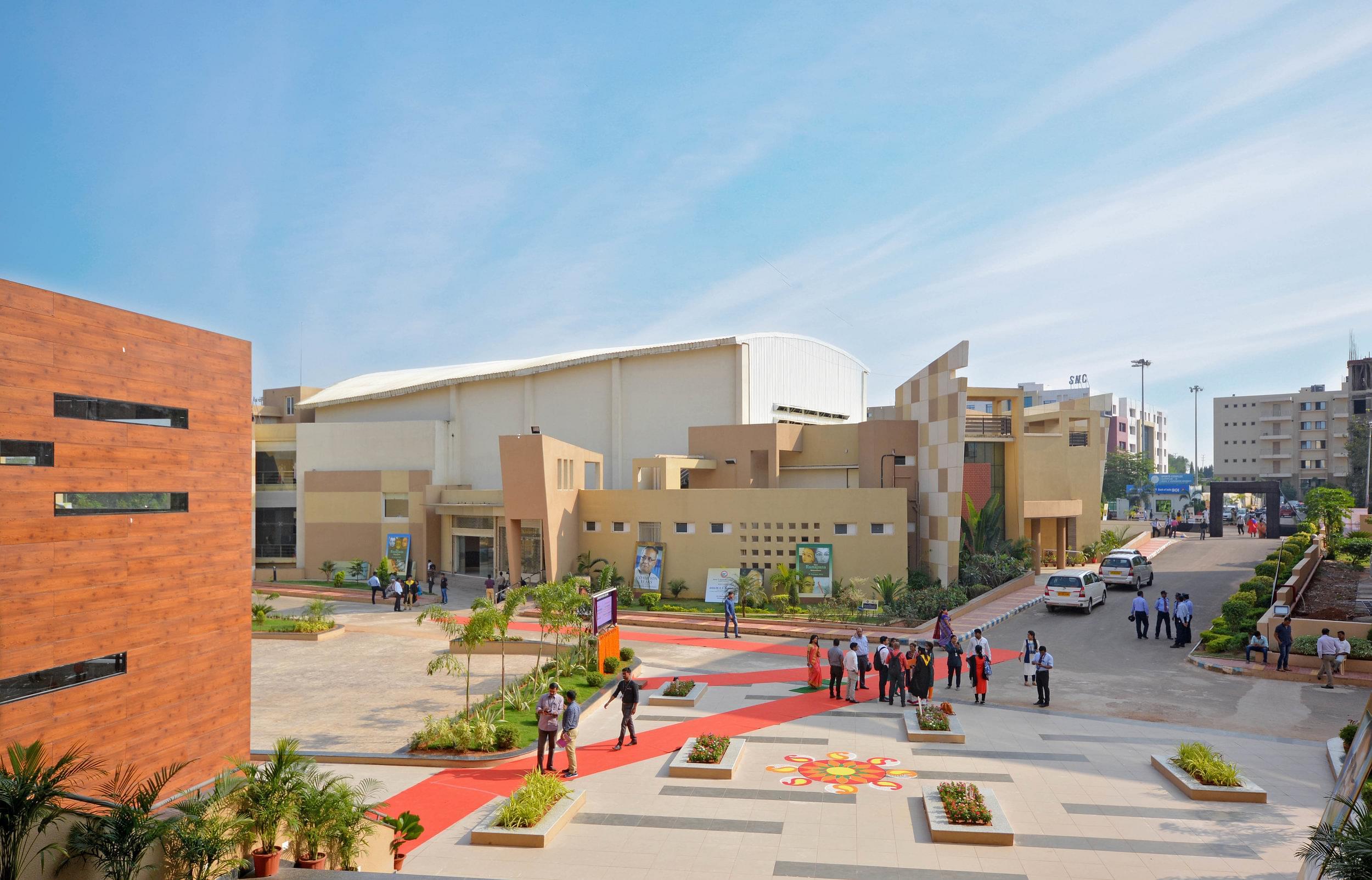 Siksha 'O' Anusandhan University - [SOA]