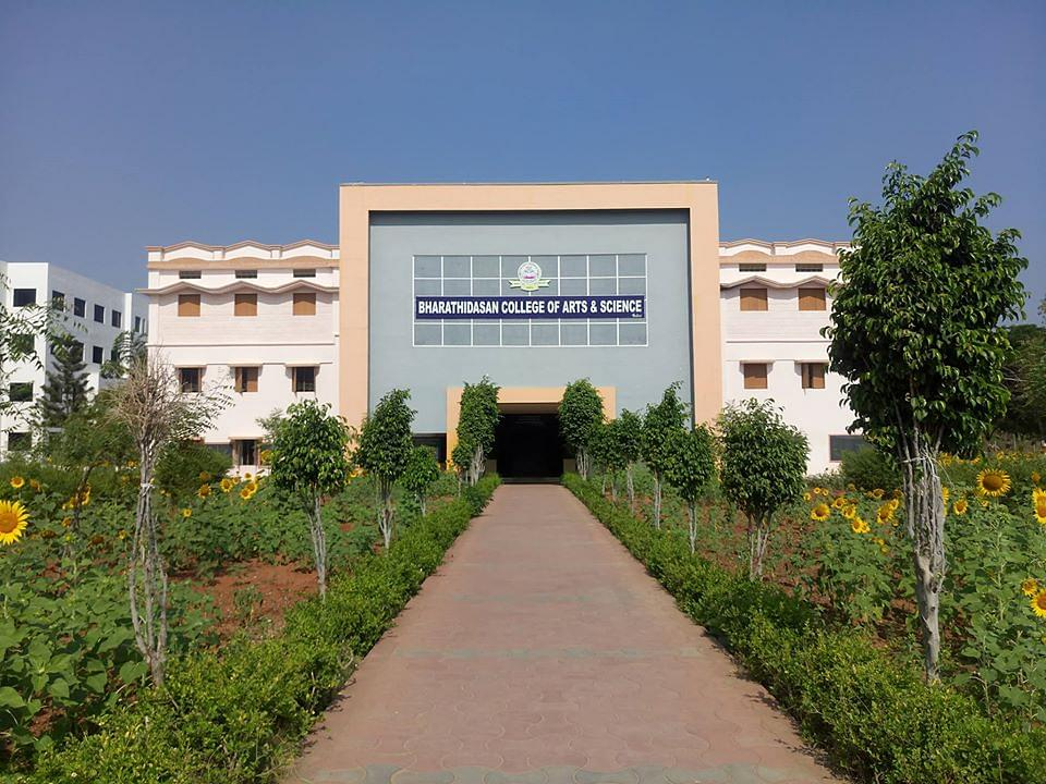 Bharathidasan College of Arts and Science - [BCAS]