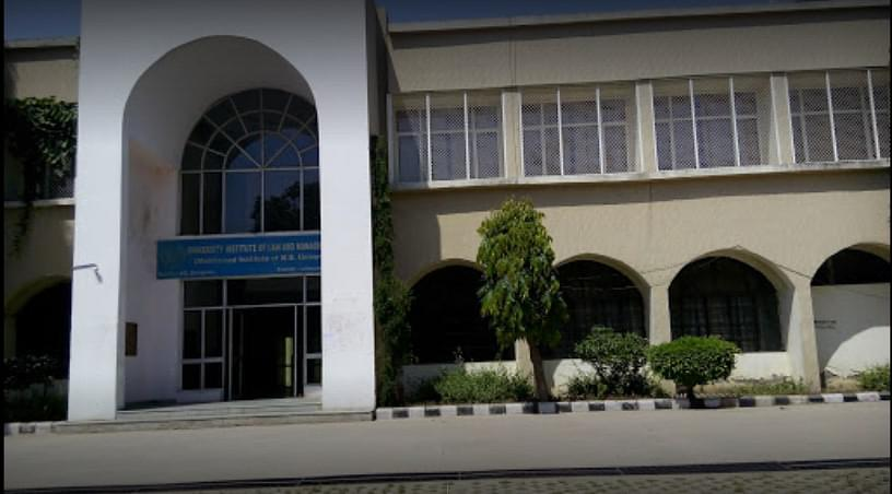 University Institute of Law and Management Studies - [UILMS]
