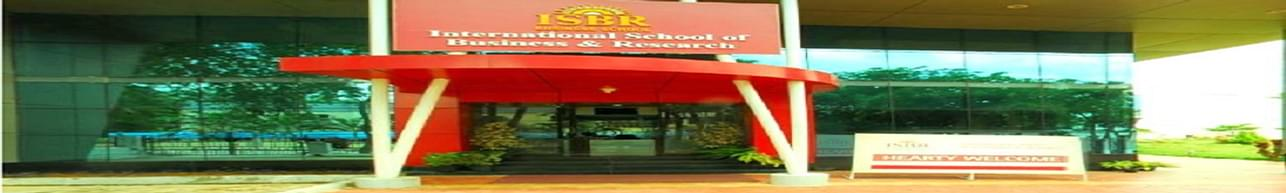 International School of Business and Research - [ISBR Business School], Chennai