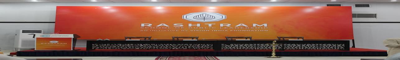 Rashtram School of Public Leadership, Sonepat - Course & Fees Details
