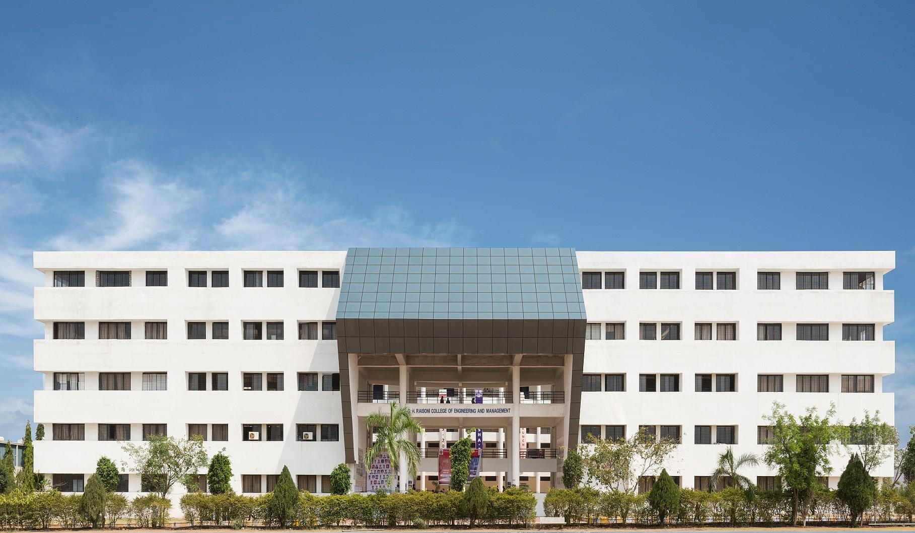 G. H. Raisoni University - [GHRU]