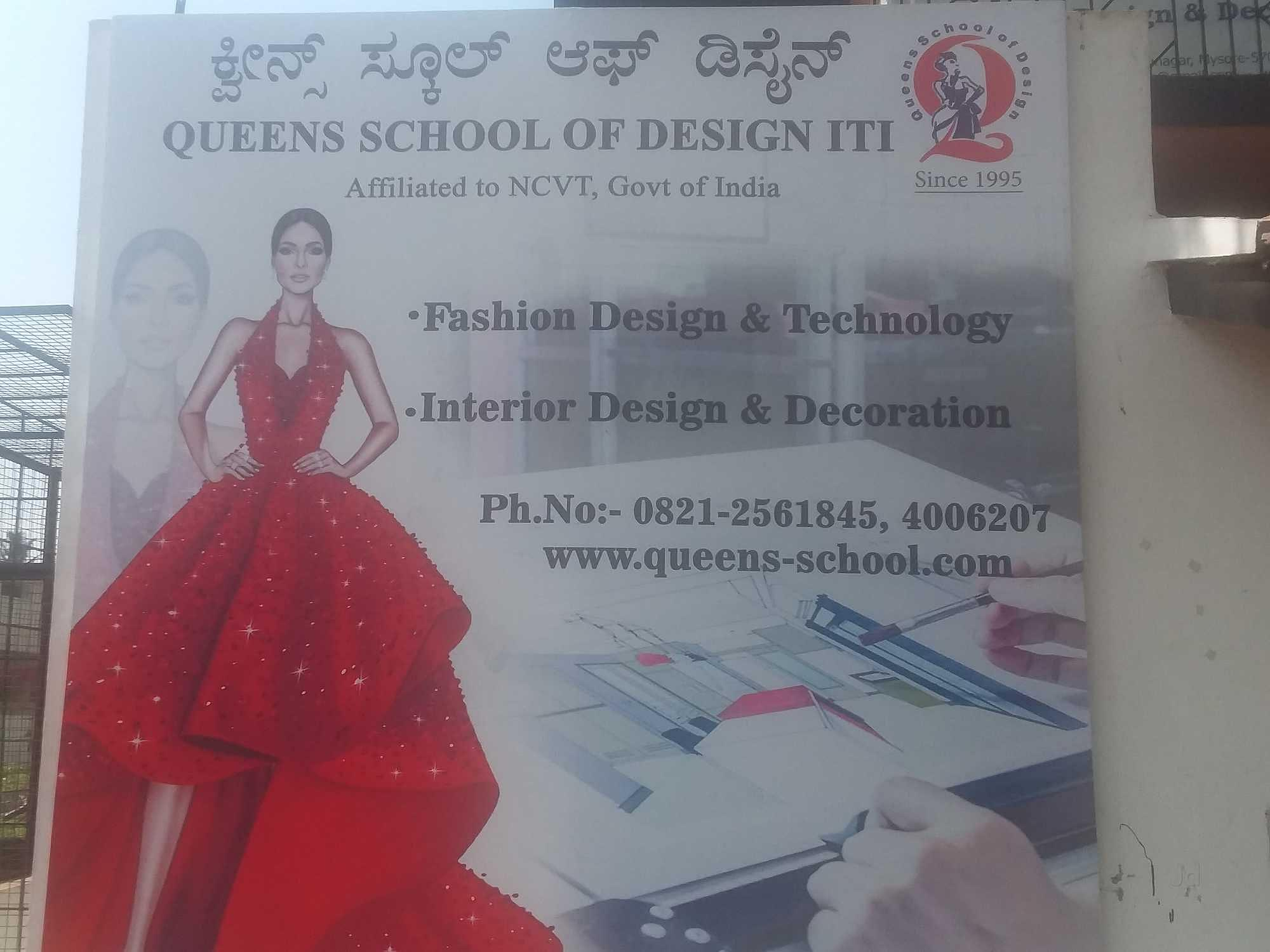 Queens School Of Design Mysore Faculty Details 2020 2021
