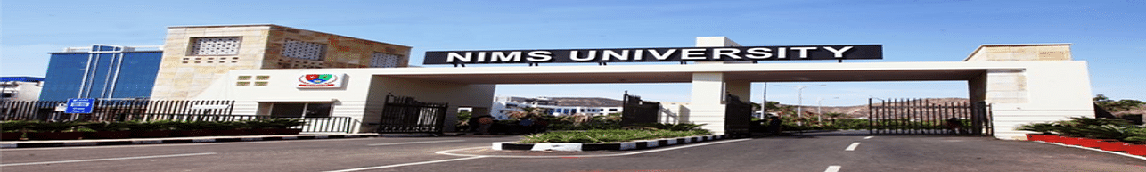 NIMS University, Jaipur - Affiliated Colleges