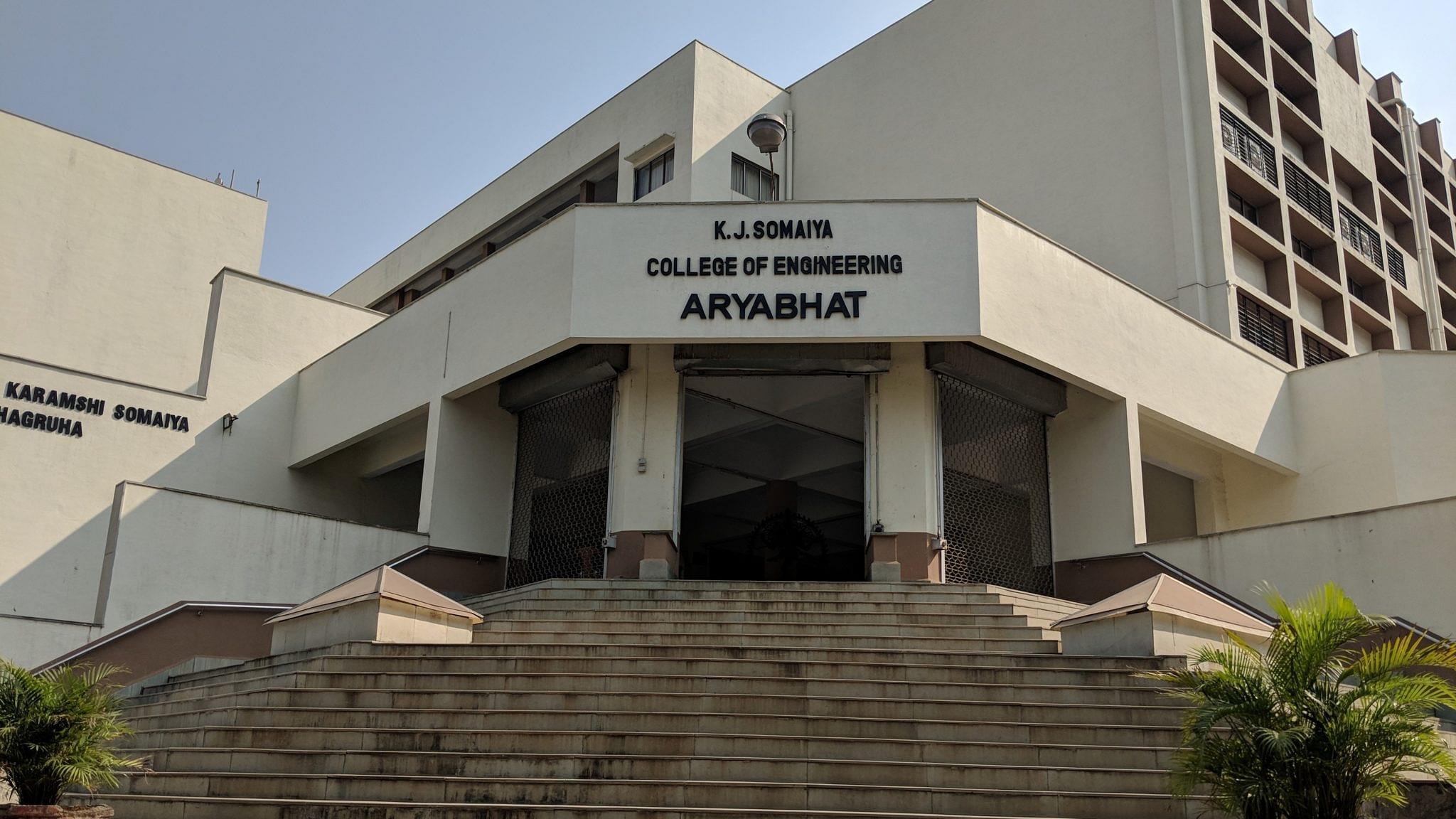 K. J. Somaiya College of Engineering - [KJSCE]