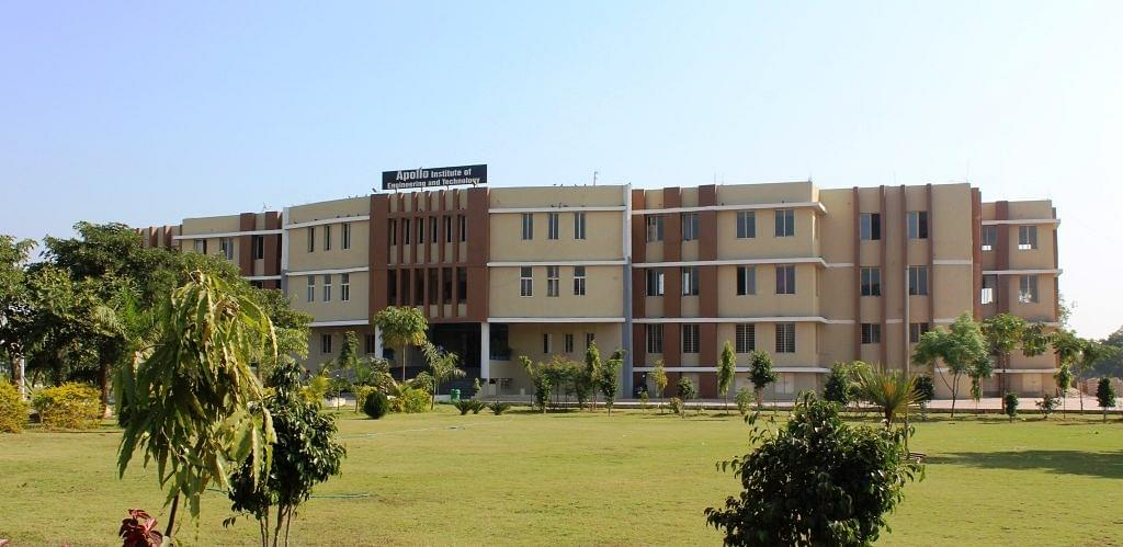 Apollo Institute Of Engineering and Technology, Ahmedabad Courses & Fees  2021-2022