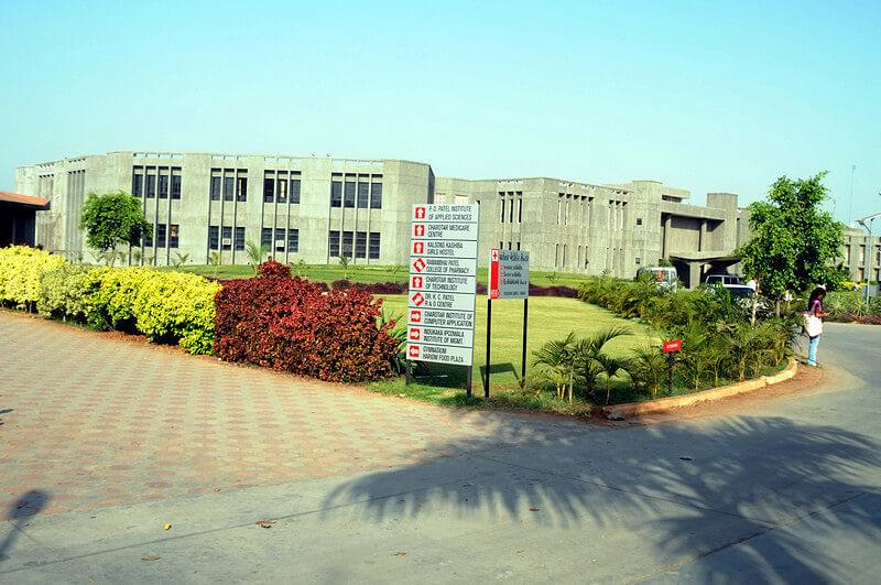 Charotar University of Science and Technology - [CHARUSAT]