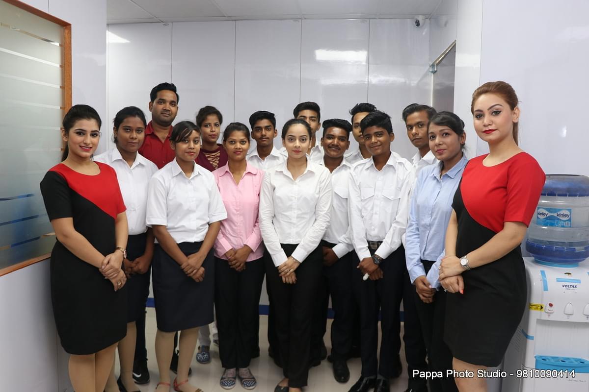 Tritiya Air Hostess Academy - [TAHA]