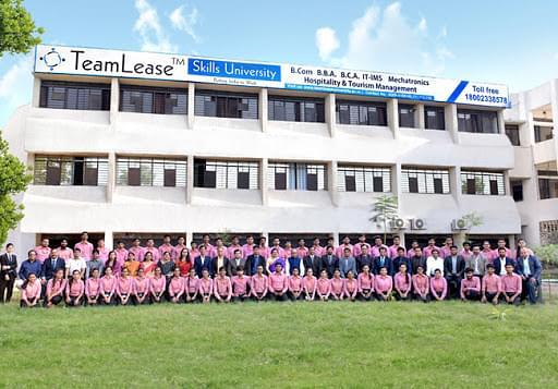TeamLease Skills University - [TLSU]