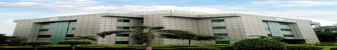 Shobhit University, School of Business Studies, Meerut - Course & Fees Details
