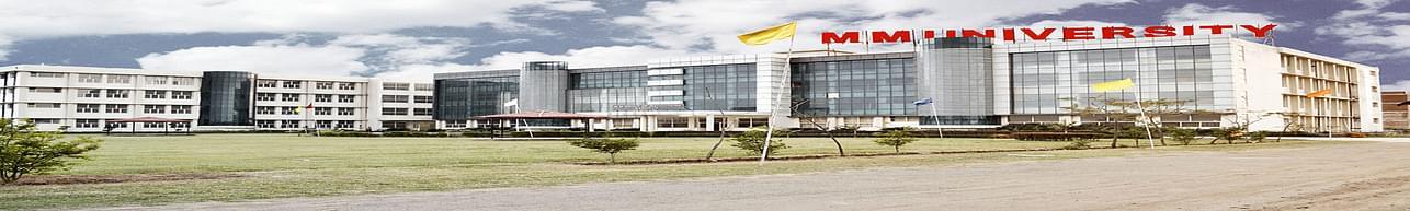 Maharishi Markandeshwar, Department of Law, Ambala