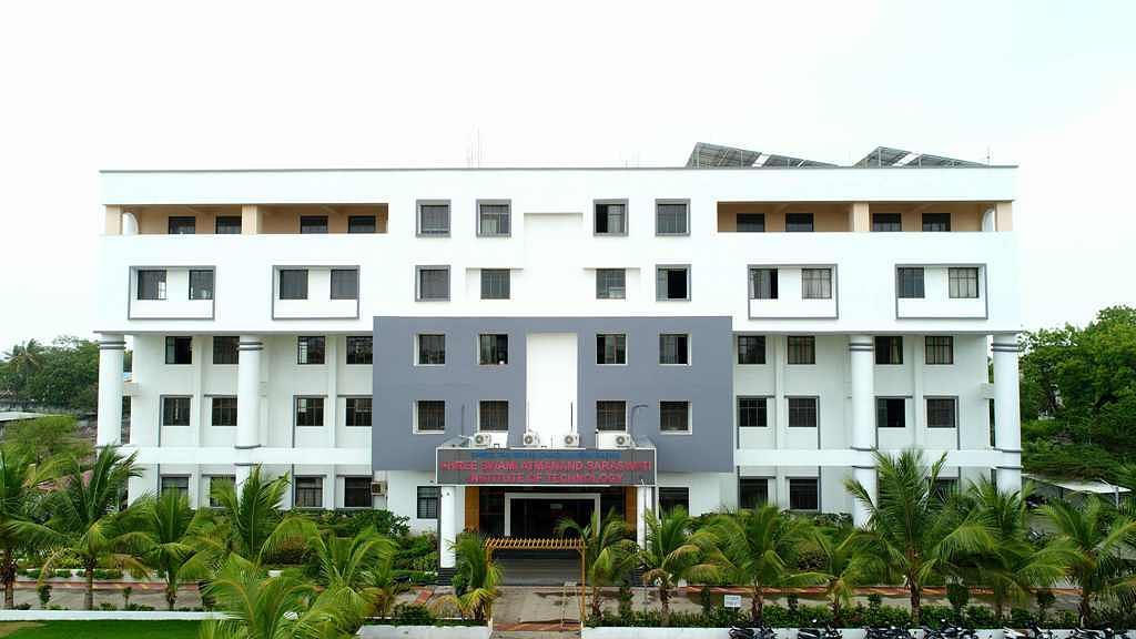 Shree Swami Atmanand Saraswati Institute of Technology - [SSASIT]