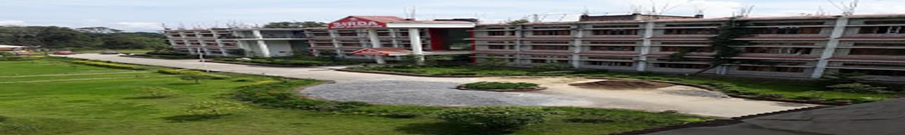 SIRDA Group of Institution - [SIRDA], Mandi