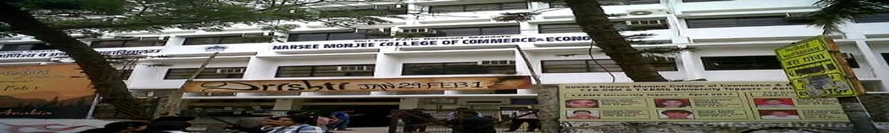 Narsee Monjee College of Commerce and Economics, Mumbai - Course & Fees Details