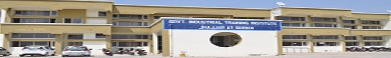 Government Industrial Training Institute Gudha, Jhajjar