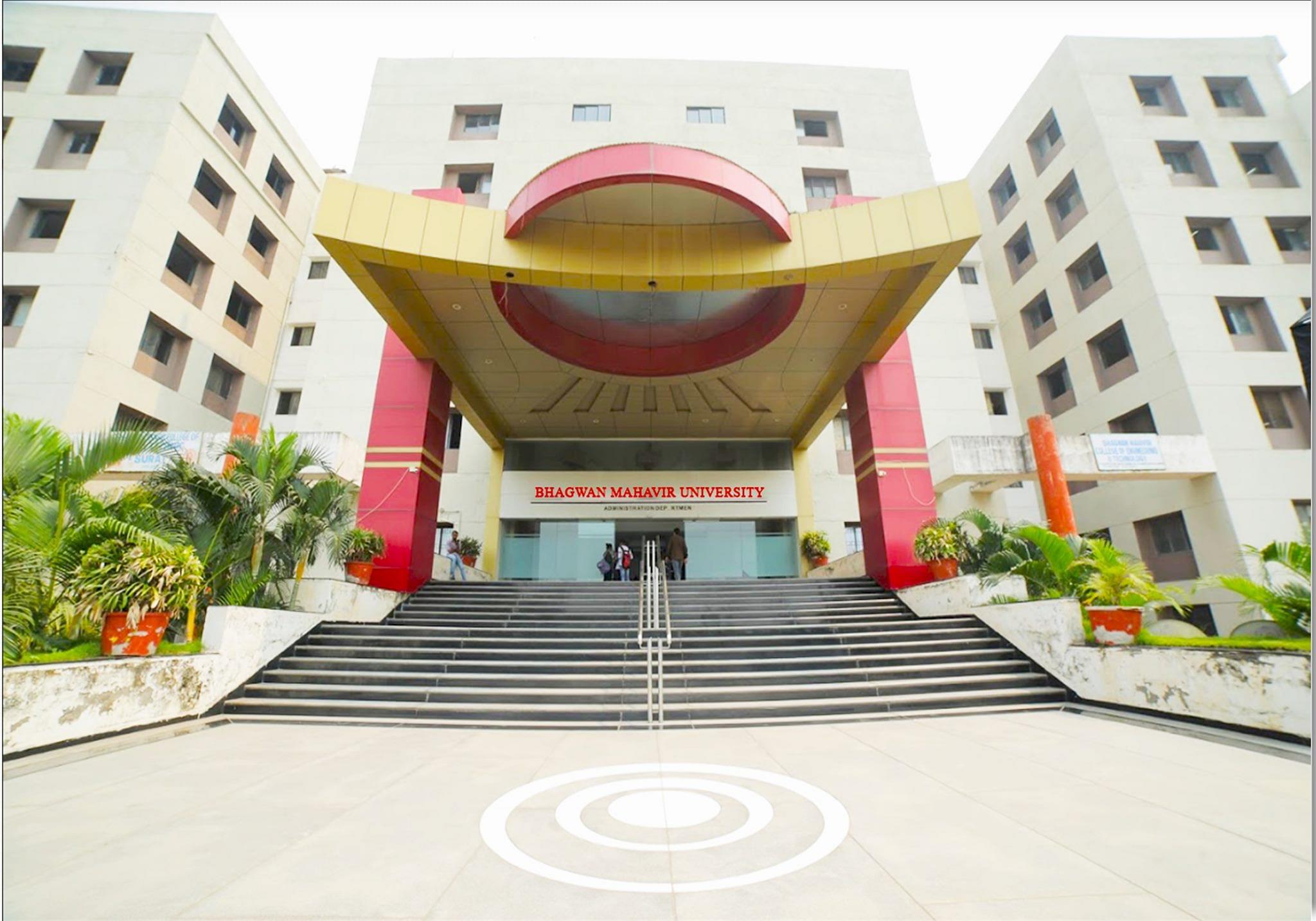 Bhagwan Mahavir University - [BMU]
