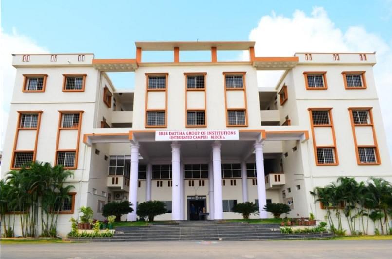 Sree Dattha Group of Institutions - Integrated Campus, Ibrahimpatnam