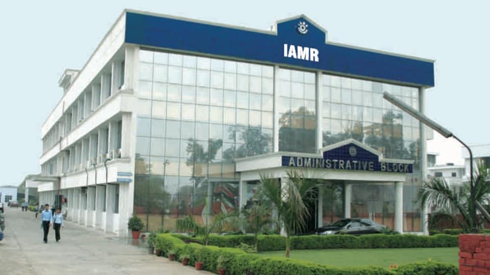 IAMR Group of Institutions - [IAMR]
