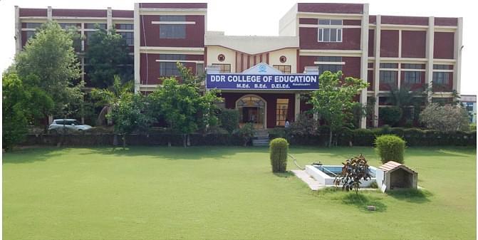 Deen Dayal Rustagi College of Education