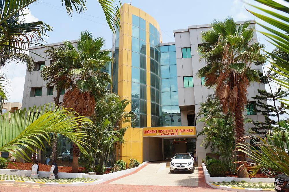 Siddhant Institute of Business Management - [SIBM] Sudumbare