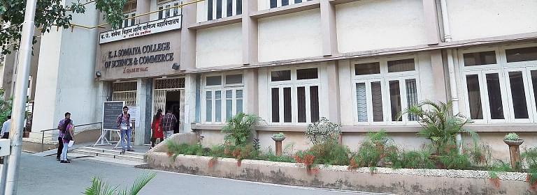 K J Somaiya College of Science and Commerce - [KJSSC]
