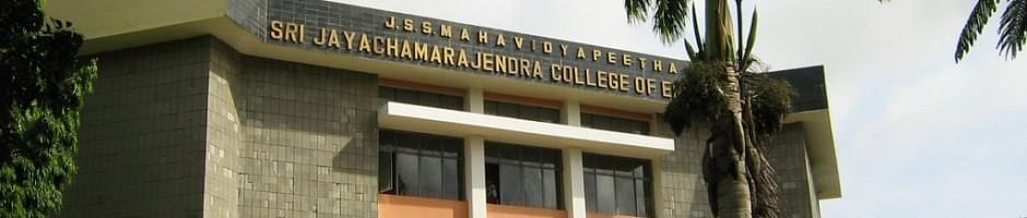 Sri Jayachamarajendra College of Engineering - [SJCE]