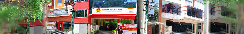 Chennais Amirta International Institute of Hotel Management - [CAIIHM]