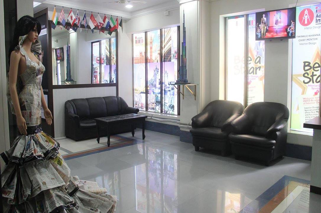 International Institute of Fashion Design [INIFD] Borivali