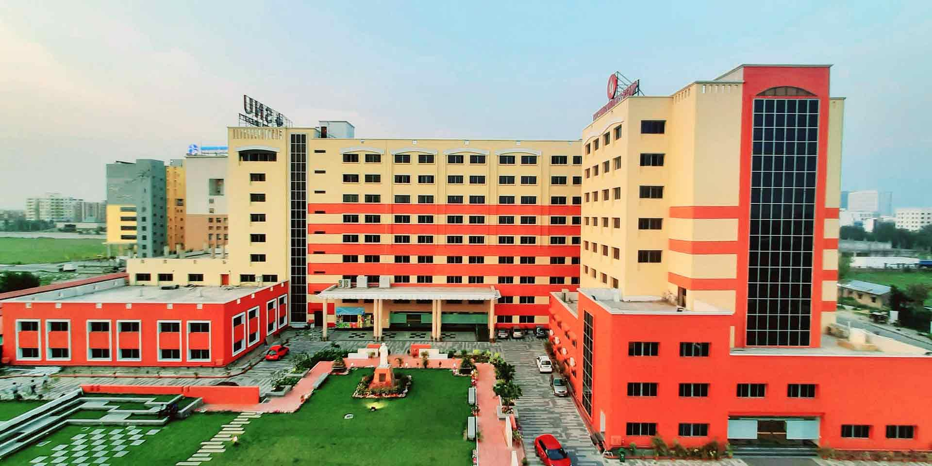 Sister Nivedita University - [SNU]
