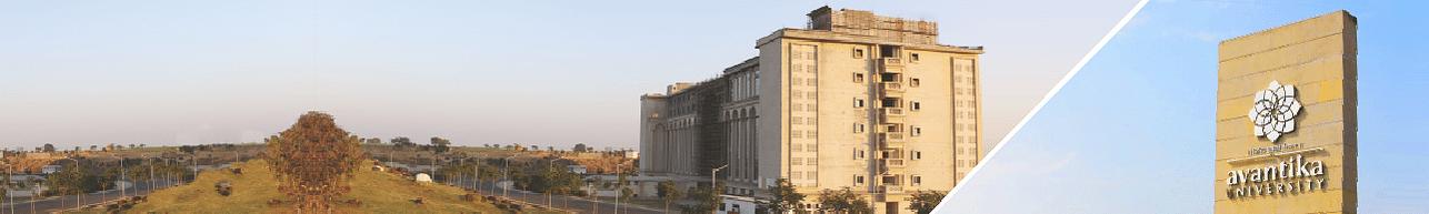 Avantika University, Ujjain - Course & Fees Details
