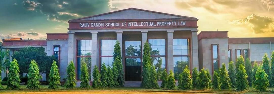 Rajiv Gandhi School of Intellectual Property Law - [RGSOIPL]