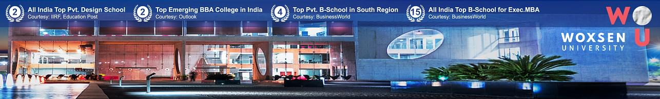 Woxsen School of Business - [WSB]