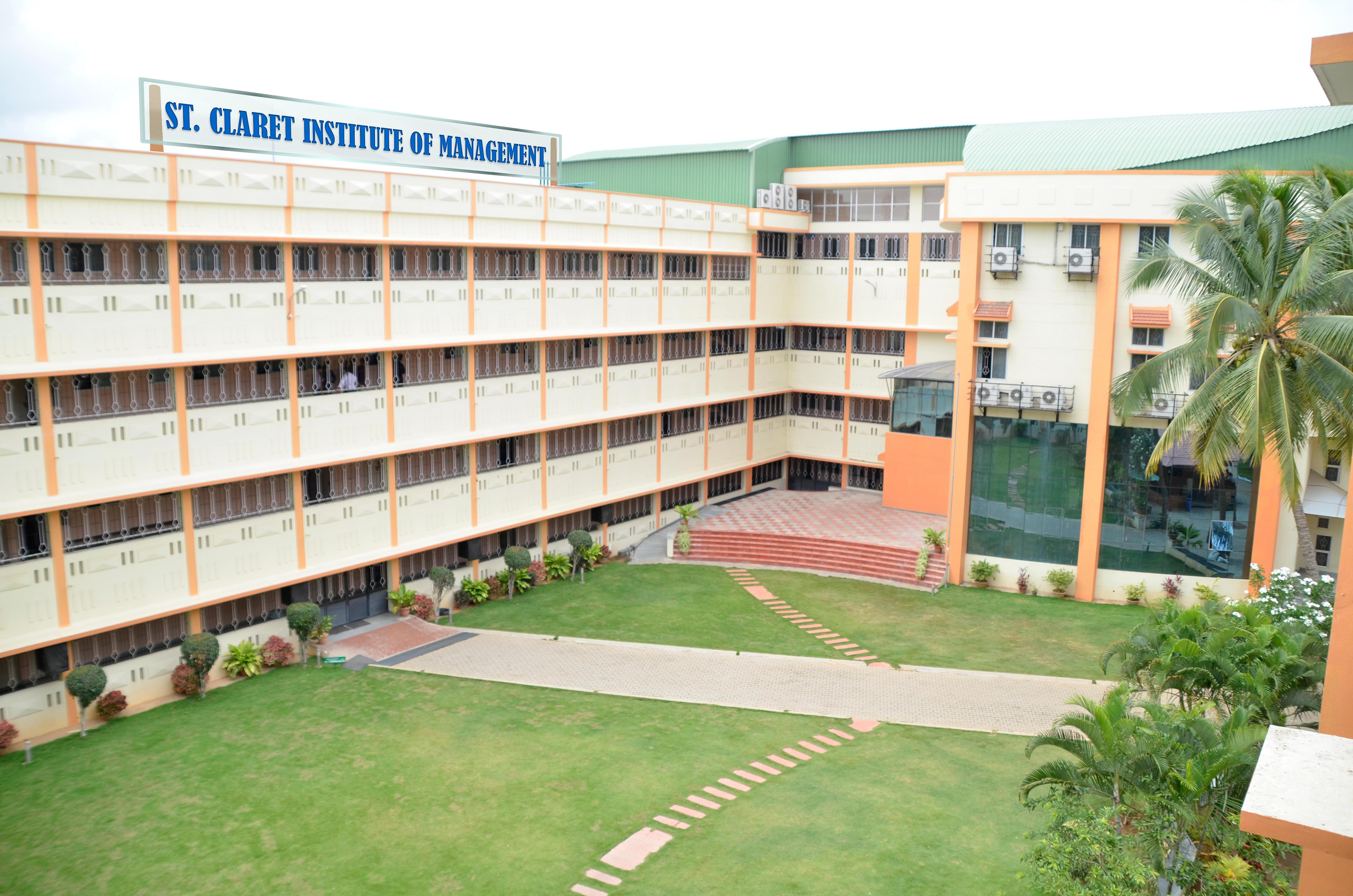 St. Claret Institute of Management - [SCIM]