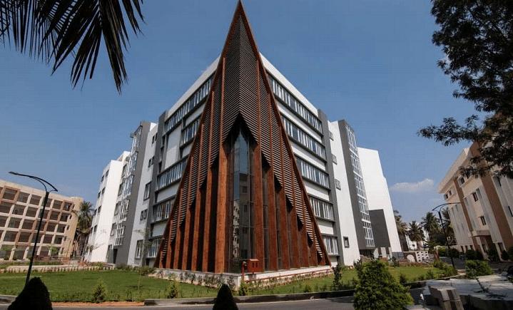 NITTE School of Architecture, Planning & Design - [NITTE SAPD]