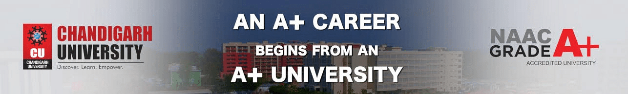 Chandigarh University - [CU]