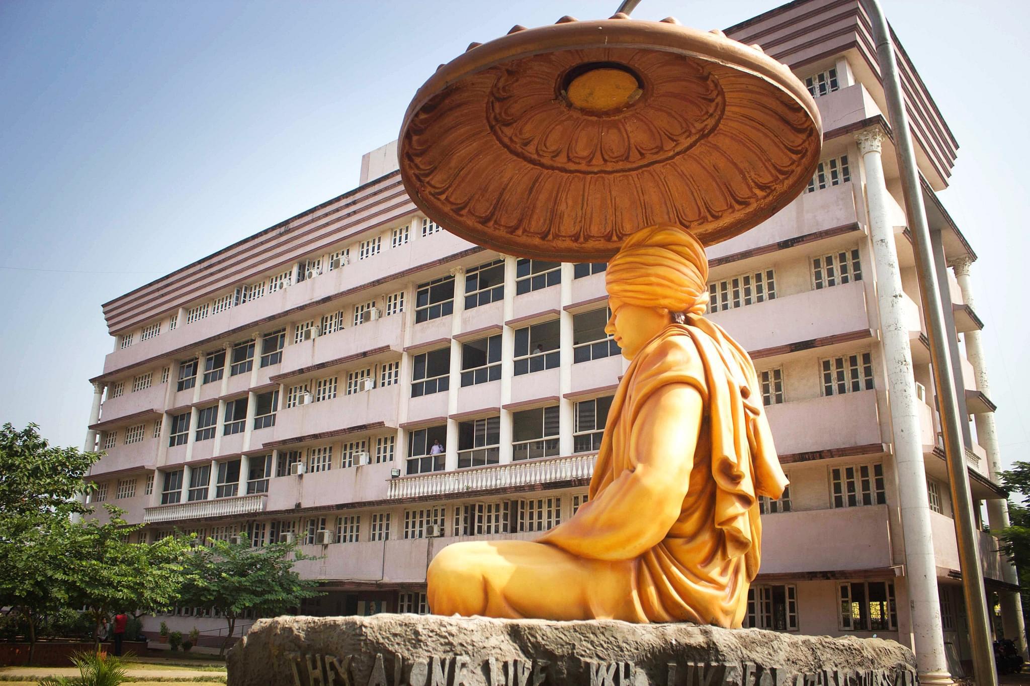Vivekanand Business School - [VBS]