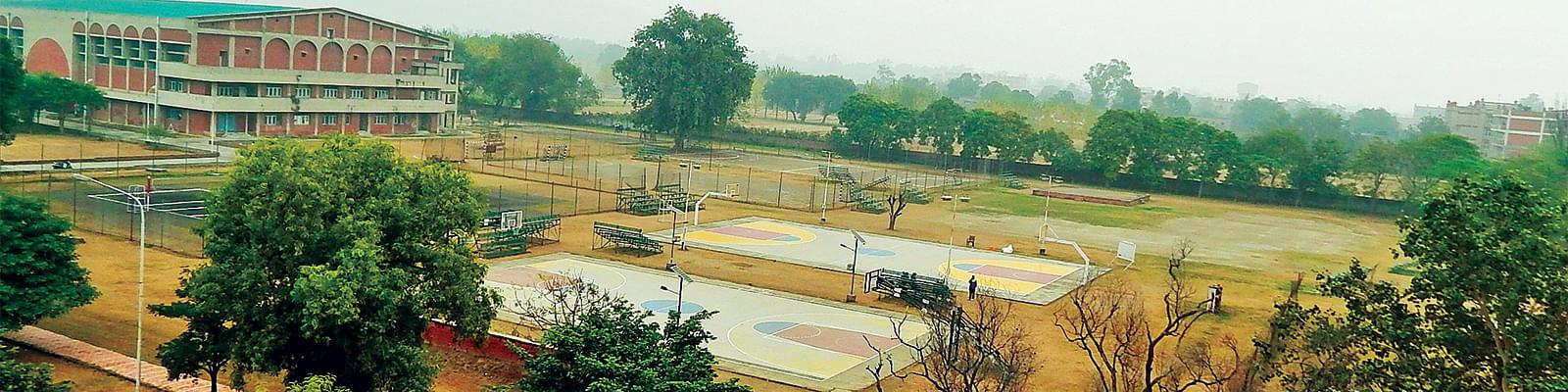 Sri Guru Teg Bahadur State University of Law